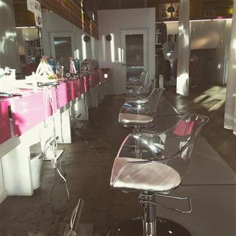 Brushed salon and makeup studio in oklahoma city ok at for 9309 salon oklahoma city
